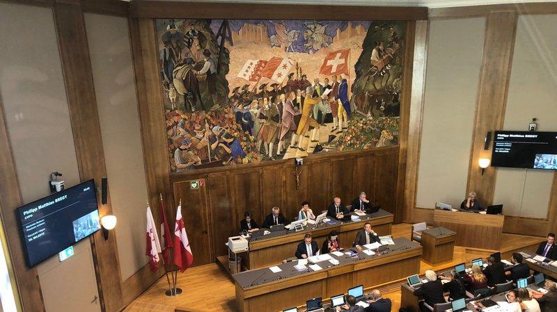 Accord cadre Suisse-Union européenne: refus d'une session extraordinaire au Grand Conseil valaisan