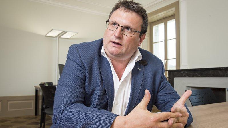 École gratuite: «Nous ferons tout pour éviter une école à deux vitesses», affirme Jean-Philippe Lonfat