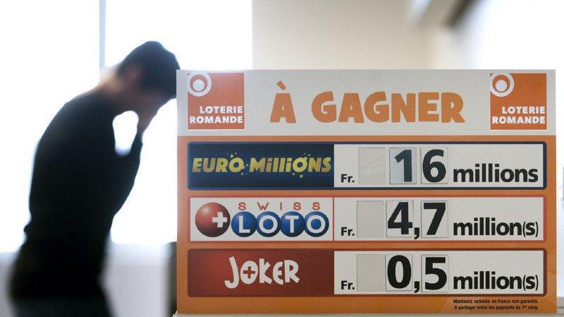 Valais: les députés tancent la Loterie romande