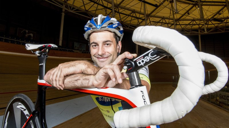 Tristan Marguet, spécialiste de la piste, a remporté la 2e étape du tour de la Mer noire.