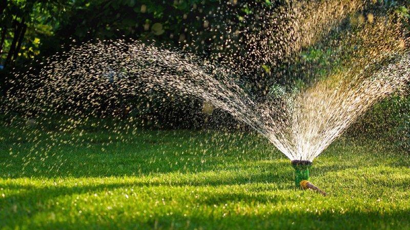 Arroser son jardin (notamment) est désormais interdit à Saint-Gingolph.