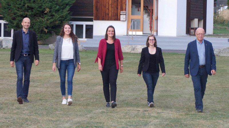 Constituante: une majorité de femmes pour le PDC Hérens