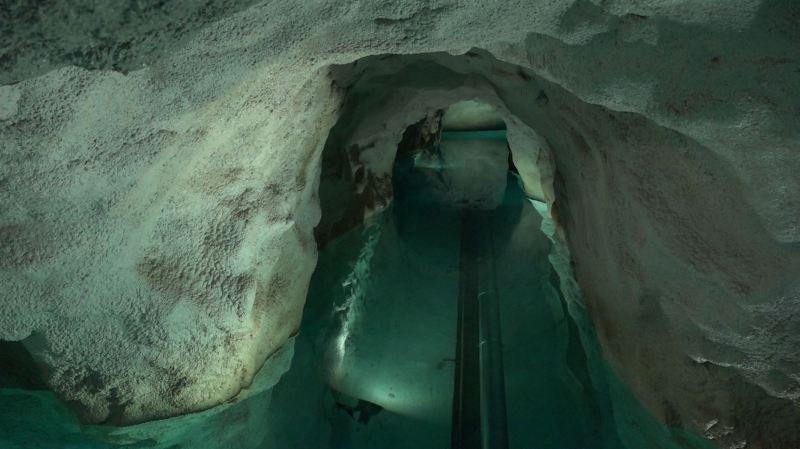 Sion: de la source au robinet, la vie souterraine de l'eau que vous buvez