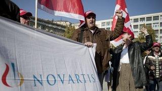 Suppression de 2000 postes: Unia exige que Novartis cesse sa stratégie de démantèlement