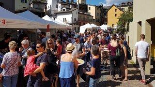 Sion: 9000 épicuriens se sont délectés à la Fête du Goût
