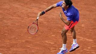Tennis: Roger Federer pourrait rejouer sur terre battue en 2019
