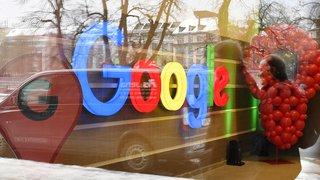 Anniversaire: fondé en 1998 aux Etats-Unis, Google emploie aujourd'hui 2500 collaborateurs à Zurich
