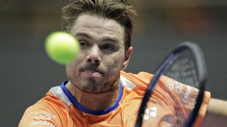 Tennis - Tournoi de Saint-Pétersbourg: Stan Wawrinka se hisse dans le dernier carré