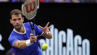 Tennis - Laver Cup: Dimitrov donne l'avantage à l'Europe en battant l'Américain Tiafoe