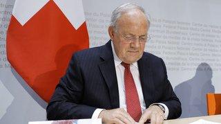 Libre-échange: après le «non» aux initiatives agricoles, Schneider-Ammann se dit optimiste sur un accord avec les États-Unis