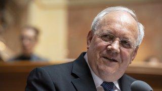 Conseil fédéral - Live: Johann Schneider-Ammann annonce sa démission pour la fin de l'année