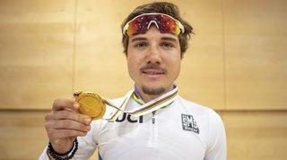 Cyclisme: le Suisse Marc Hirschi champion du monde des M23 à Innsbruck