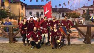 L'équipe de Suisse de béhourd et ses cinq Valaisans remportent un tournoi en Italie