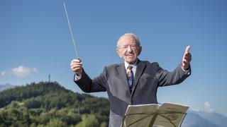 Festival à Grône: papa des brass bands valaisans, Jean-Charles Dorsaz retrace l'histoire de ce genre musical
