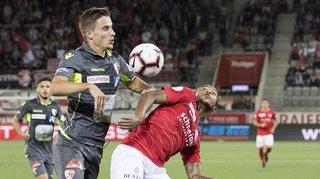 Les notes d'Alphonse Pellet aux joueurs du FC Sion lors du match contre Thoune