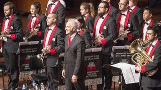 Le Brass Band 13 Etoiles se classe 2e au Swiss Open Contest de Lucerne