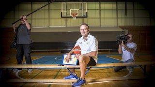 Basketball: Manu Schmitt, un meneur d'hommes au service du collectif
