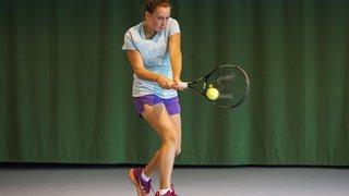 Tennis: Ylena In-Albon remporte le double des championnats de Suisse et laisse filer le simple