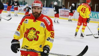 HC Sierre: Pierre Mathez manquera le match de Coupe de Suisse face à Fribourg, son club