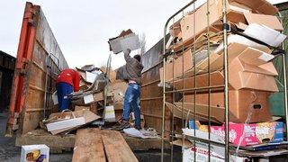 Collombey-Muraz: la récolte du papier fâche le PLR local