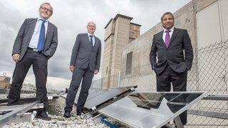 Première mondiale à l'EPFL de Sion, qui invente un nouveau type de panneaux photovoltaïques