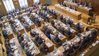 Valais: le Grand Conseil devrait corriger la fraude électorale de mars 2017