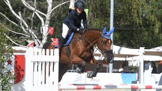 La hauteur n'est qu'un des obstacles à surmonter au Romandie Horse Show de Sion