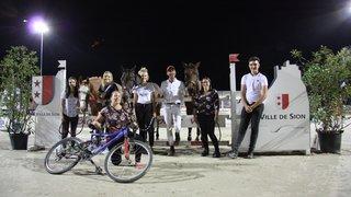 Romandie Horse Show: une course relais disputée à cheval, à vélo et à pied agrémentera la soirée de samedi