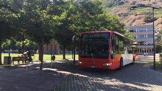 Martigny: un bus supplémentaire à la sortie de l'école