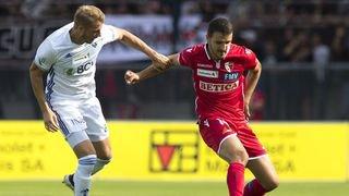 Coupe de Suisse: les notes de Jérôme Corminbœuf aux joueurs du FC Sion lors du match contre Lausanne