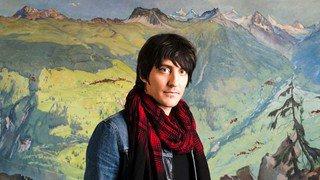 Le chanteur Marc Aymon entre Liban et Australie avec ses chansons du patrimoine suisse