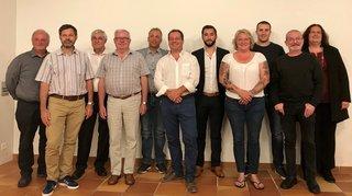 Constituante: onze candidats PLR sur le district de Conthey