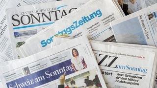 """Revue de presse: """"Affaire Maudet"""", restructuration de la SSR ou encore espionnage russe en Suisse au menu du jour"""