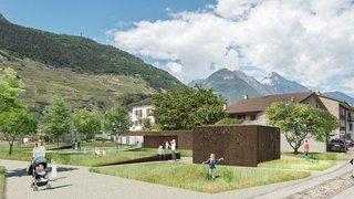 Martigny-Bourg: aucune opposition déposée contre le projet de parking souterrain du Moulin Semblanet