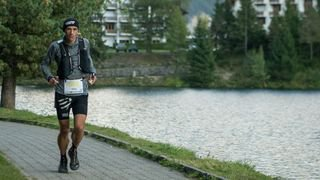 Swiss Peaks Trail: Serge Lattion prend la deuxième place sur le parcours de 170 km