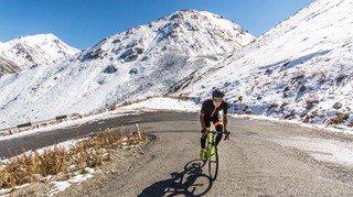 Le cycliste Simon Pellaud grimpe de mieux en mieux