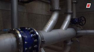 Valais: on vous emmène au coeur d'une des stations de pompage du réseau d'eau potable de Sion à Bramois