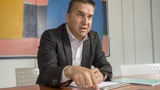 Berno Stoffel, président des remontées mécaniques valaisannes: «Zermatt est une exception dans notre canton»