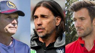 Football: Raphaël Wicky, Martin Schmidt et Alain Geiger vous proposent leur FC Valais