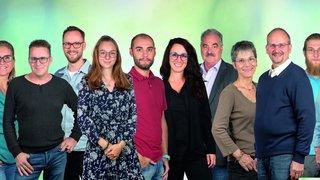 Constituante: une liste pleine pour les Verts sur le district de Conthey