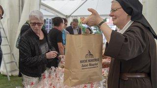Saint-Maurice: Au Marché monastique