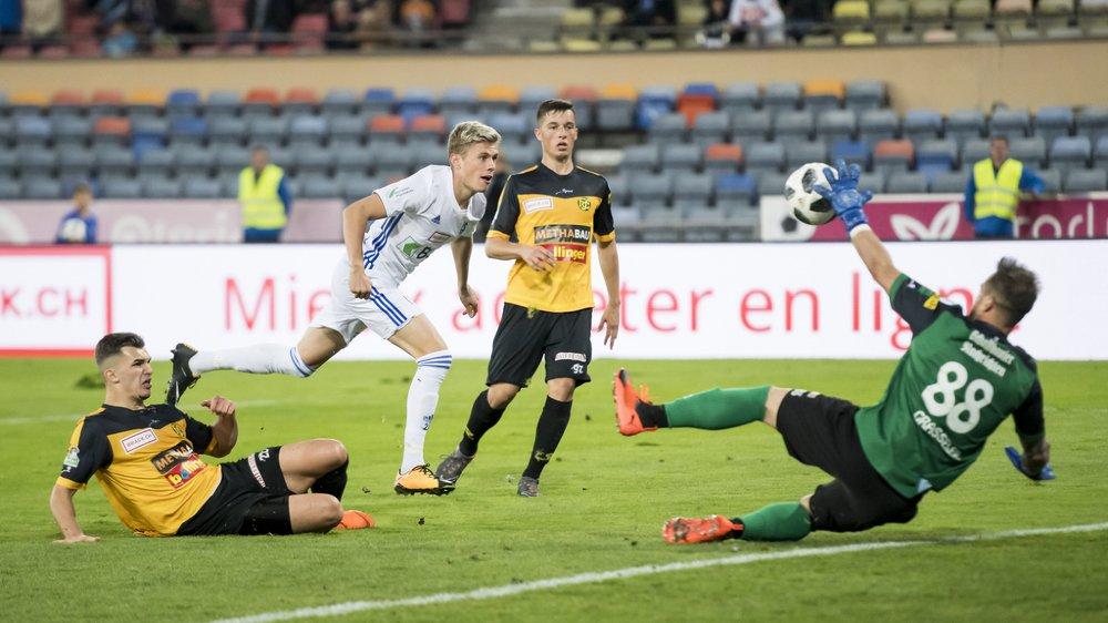 Football – Challenge League: Lausanne prend la tête après sa victoire 2-0 contre Schaffhouse