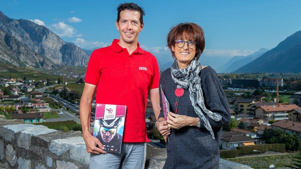 Steve Morabito et Patricia Gacond veulent apporter quelques nouveautés. Mais en douceur, sans tout révolutionner non plus.