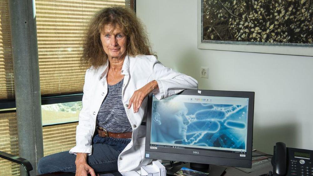 La doctoresse Judith Miklossy, médecin en neurologie, organisatrice du colloque de Crans-Montana sur la maladie d'Alzheimer.