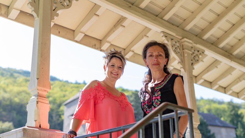 Le projet de Fabienne Clerc et Martine Erard, lancé en septembre 2017, se concrétise.