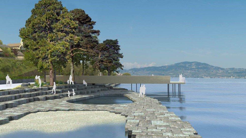 Le projet de réfection du quai Laval sera mis à l'enquête à la fin du mois d'octobre.