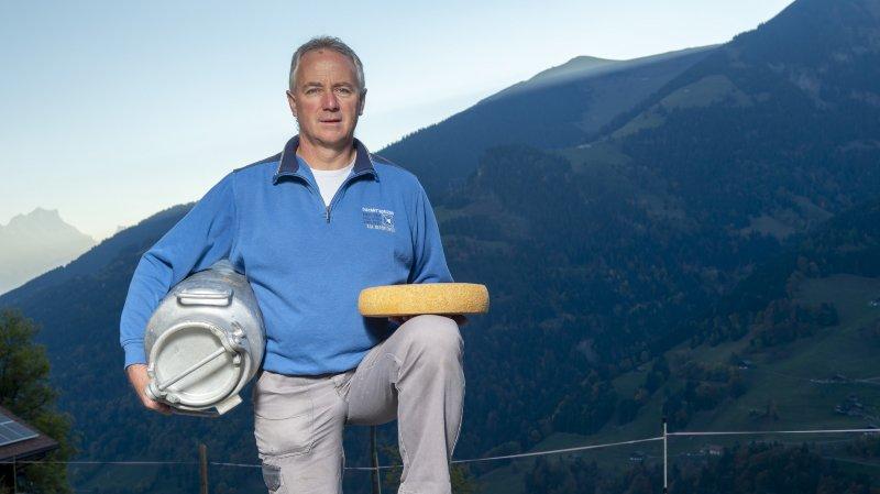 Vallée d'Illiez: les producteurs de lait s'unissent pour un avenir meilleur