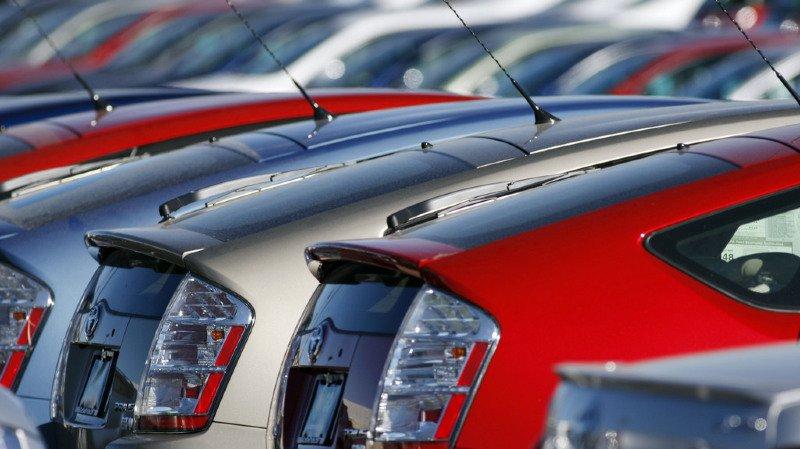 Risque d'accident: Toyota rappelle 2,4 millions de voitures hybrides