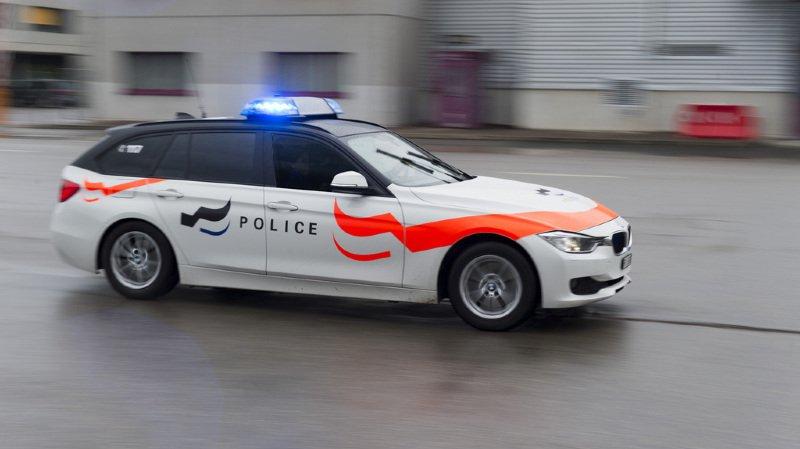Fribourg: percuté par une voiture, un cycliste de 35 ans perd la vie à Vaulruz