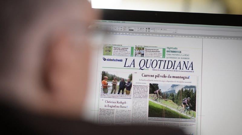 Médias: une nouvelle agence de presse pour sauver les médias romanches